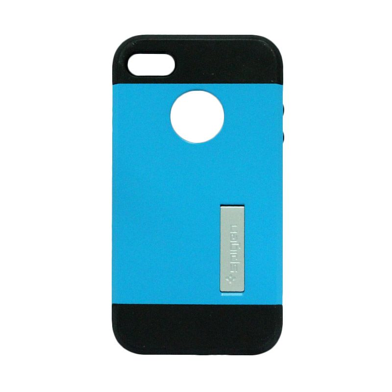 Spigen Tough Armor Blue Casing for iPhone 4 or 4S
