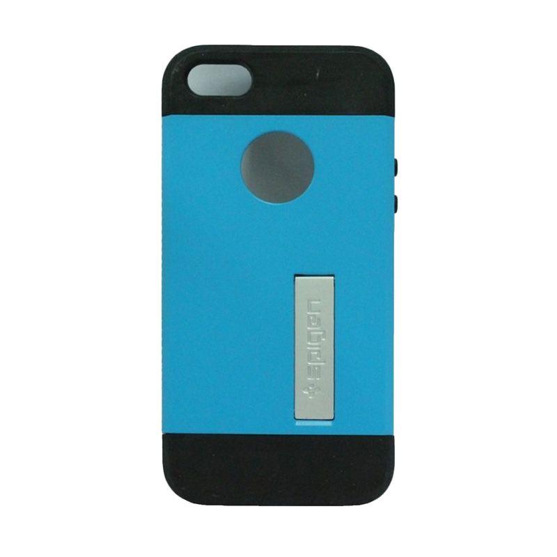 Spigen Tough Armor Blue Casing for iPhone 5 or 5 S