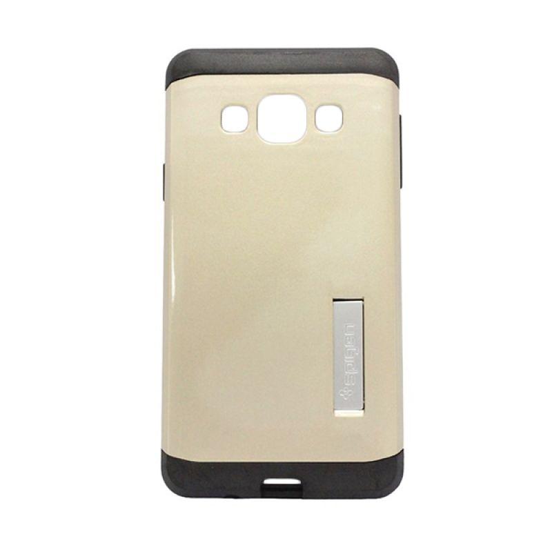 Spigen Tough Armor Gold Casing for Samsung Galaxy A3