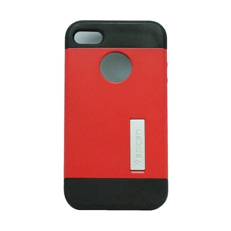 Spigen Tough Armor Red Casing for iPhone 4 or 4S