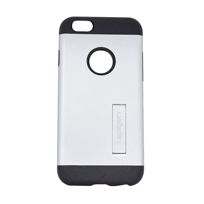 Spigen Tough Armor Silver Casing for iPhone 5 or 5S