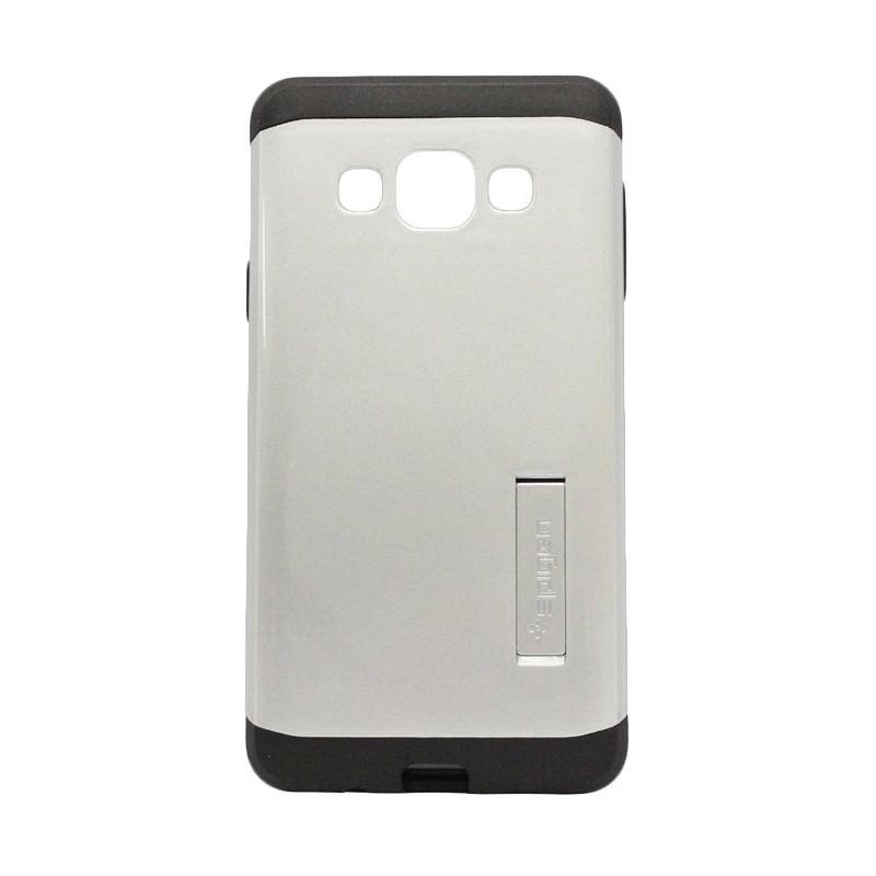 Spigen Tough Armor Silver Casing for Samsung Galaxy A3