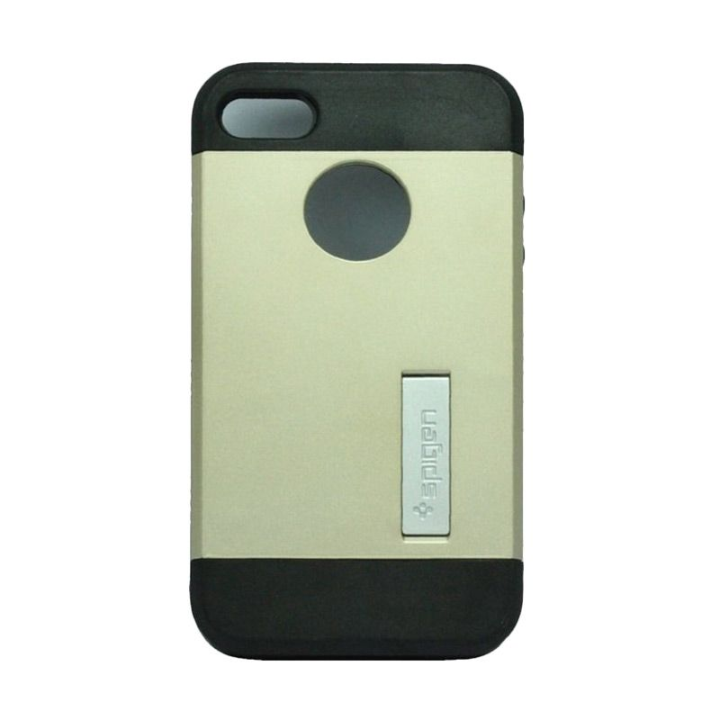 Spigen Tough Armor Gold Casing for iPhone 4 or 4S