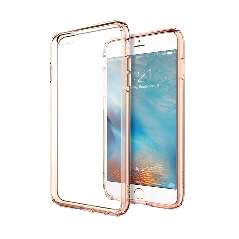 harga Spigen Ultra Hybrid Casing for iPhone 6 or 6S - Rose Crystal Blibli.com