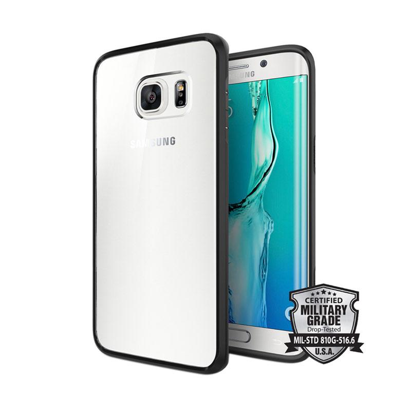 Spigen Ultra Hybrid Casing for Samsung Galaxy S6 Edge Plus - Black