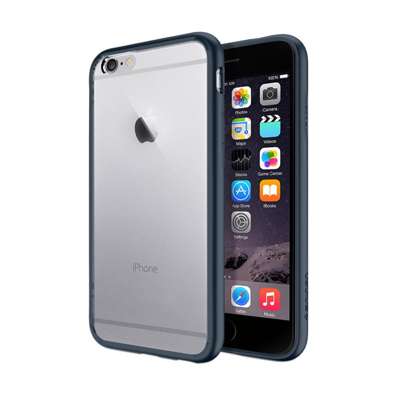 Spigen Ultra Hybrid Metal Slate Casing for iPhone 6 Plus or 6S Plus