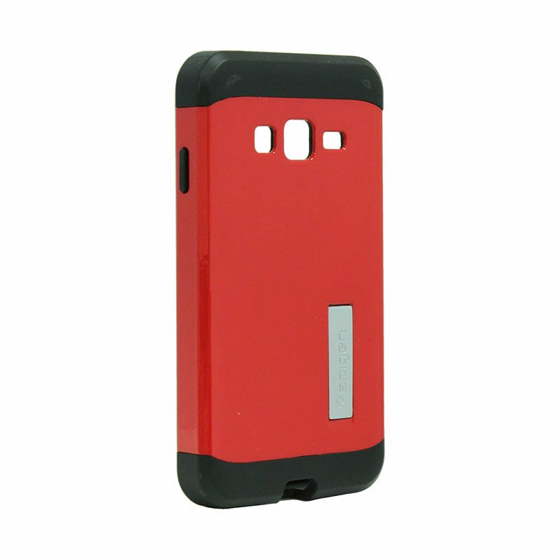 Spigen Tough Armor Red Case for Samsung Z1