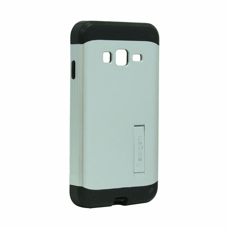 Spigen Tough Armor Silver Case for Samsung Z1