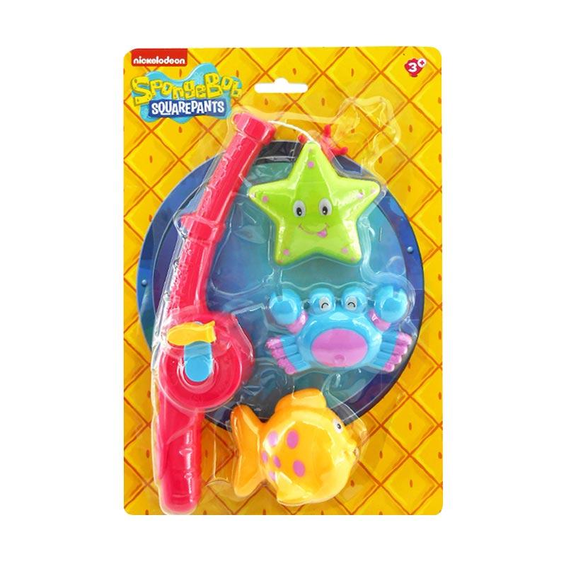 harga SpongeBob Fishing Pole Alat Pancing Mainan Anak Blibli.com