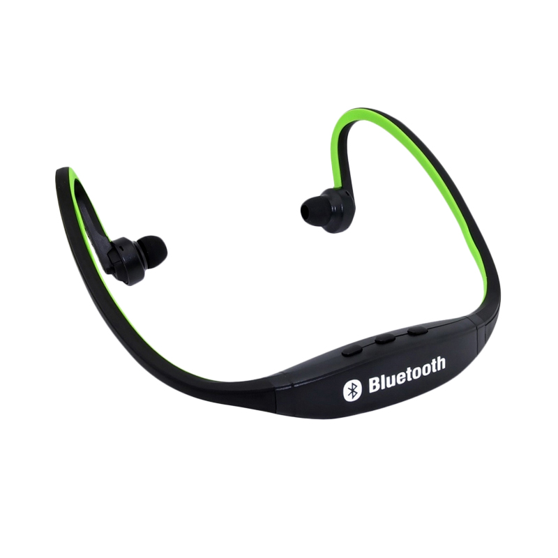 Sport S9 Stereo Wireless Headset - Hitam [Bluetooth 3.0] Extra diskon 7% setiap hari Extra diskon 5% setiap hari Citibank – lebih hemat 10%