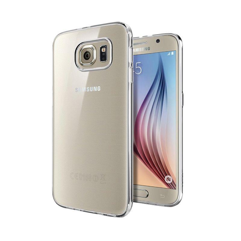 Spigen Liquid Crystal Clear Casing for Galaxy S6