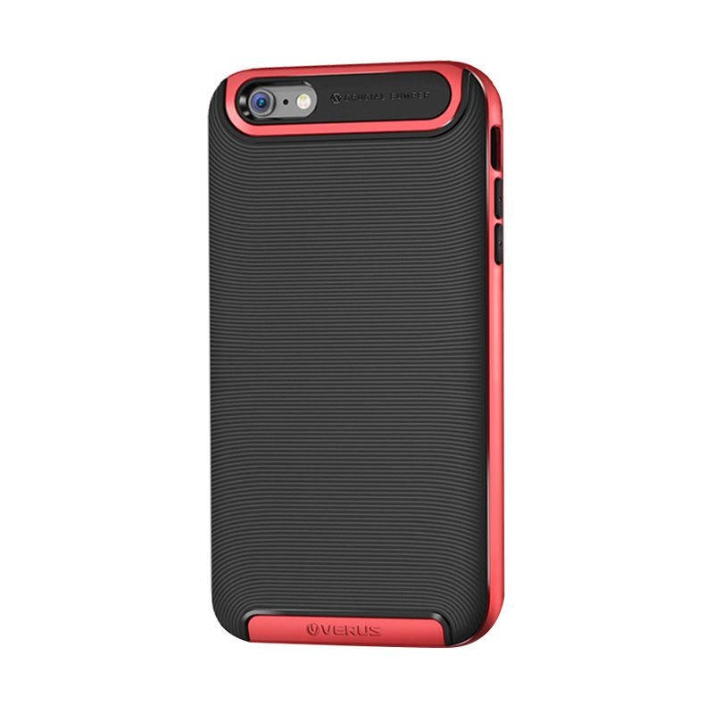 Verus Crucial Bumper Crimson Red Casing for iPhone 6