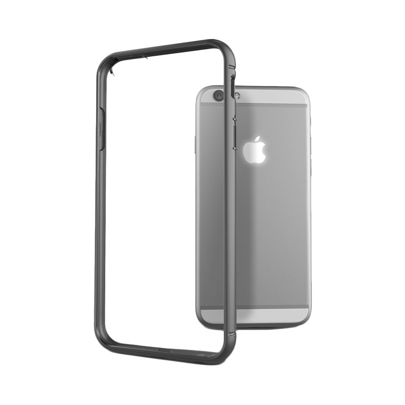 Verus Crystal Mixx Dark Silver Casing for iPhone 6