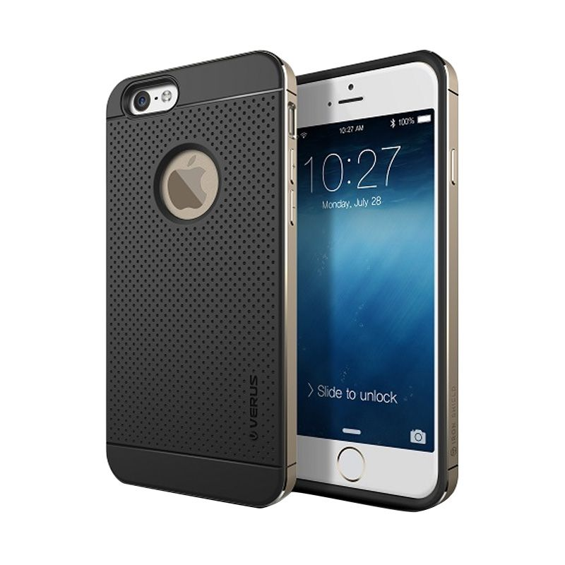 Verus Iron Shield Gold Casing for iPhone 6