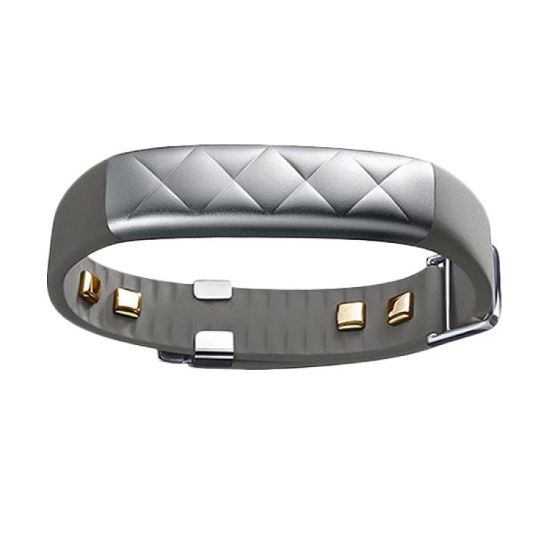 Jawbone Up 3 Cross Silver Advance Tracker