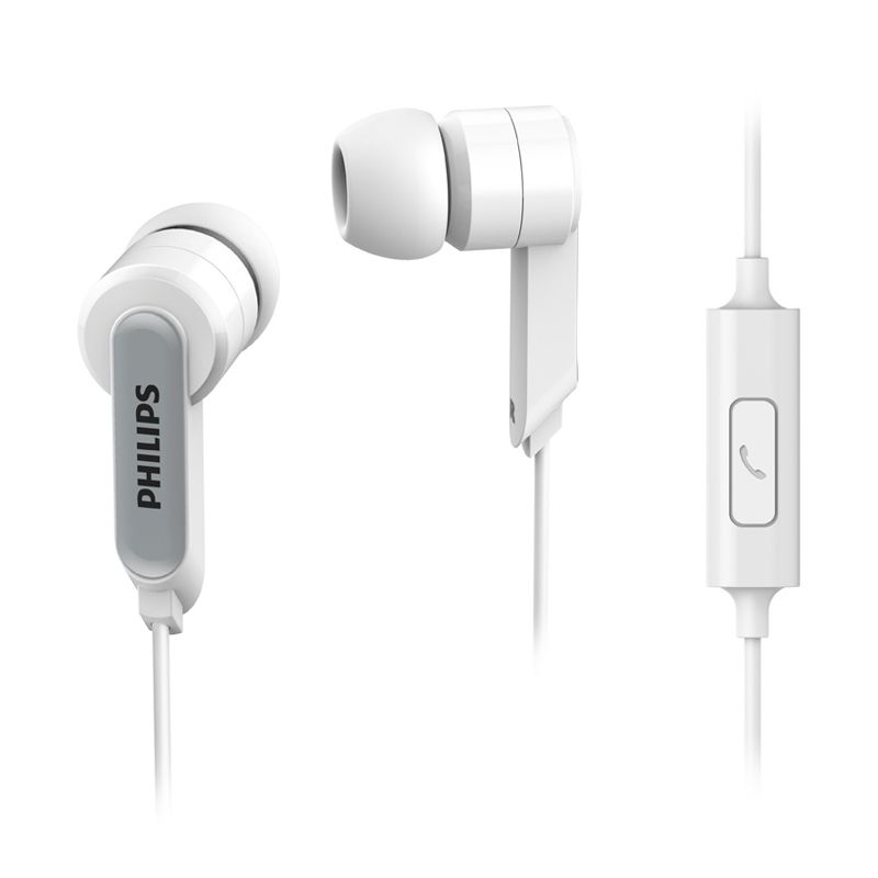 Philips In-Ear SHE1405 White Headset