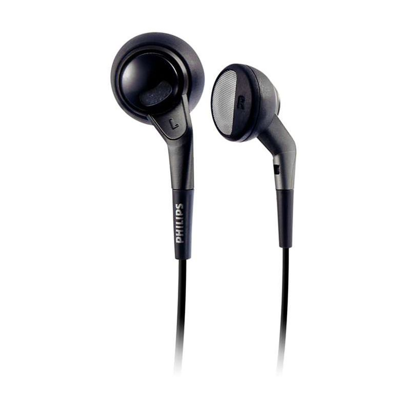 Philips SHE 2550 Hitam Earphone