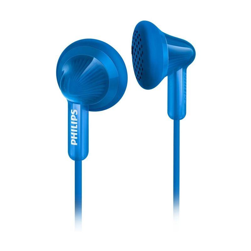Philips SHE 3010 BL Biru Earphone