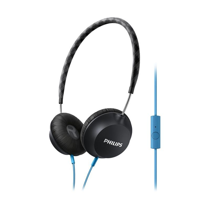 Philips SHL 5105 BK Hitam Headset