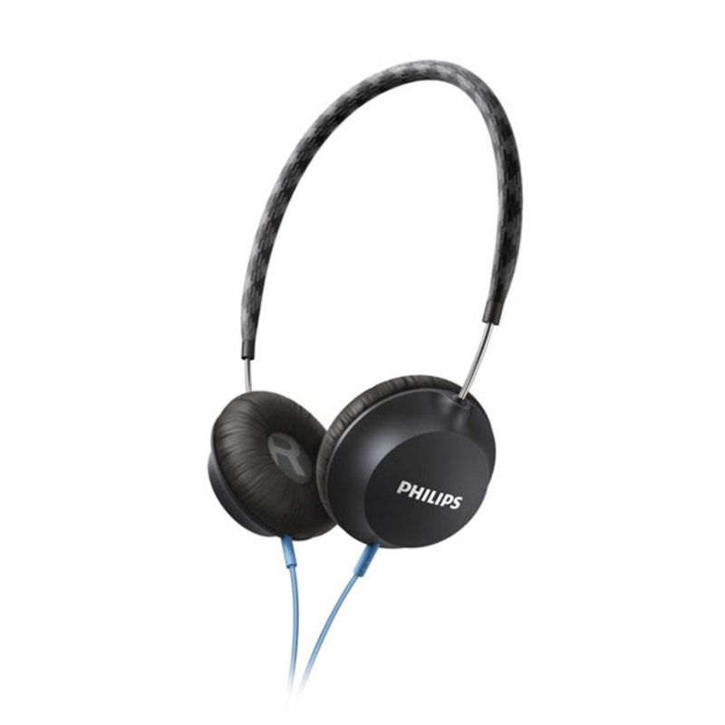 Philips SHL5100BK Citiscape Light Weight Black Headphone