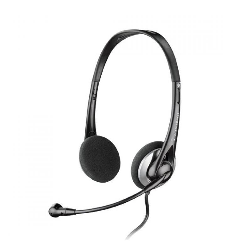 Plantronics 326 Hitam Headset