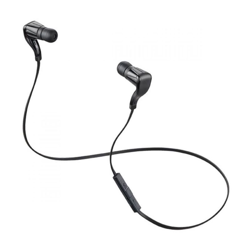 Plantronics Backbeat Go2 Hitam Charger Wireless Headset