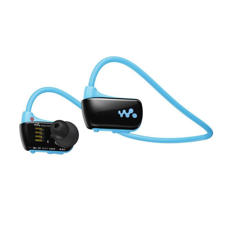 Sony NWZ-W273 Biru Sports MP3 Player [4 GB]
