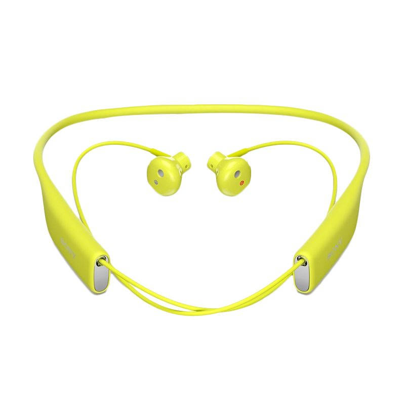 Sony Stereo SBH70 Kuning Bluetooth Headset