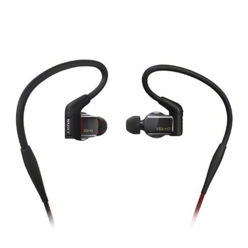 Sony XBA-H3 Hitam Earphone