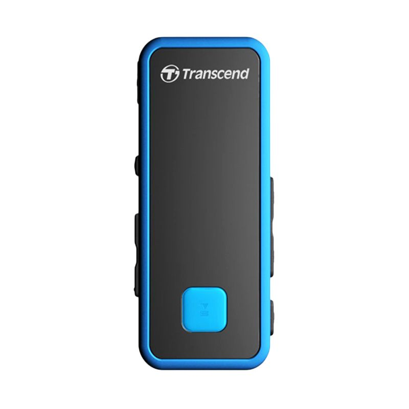Transcend MP350 Digital Music Player [8 GB]