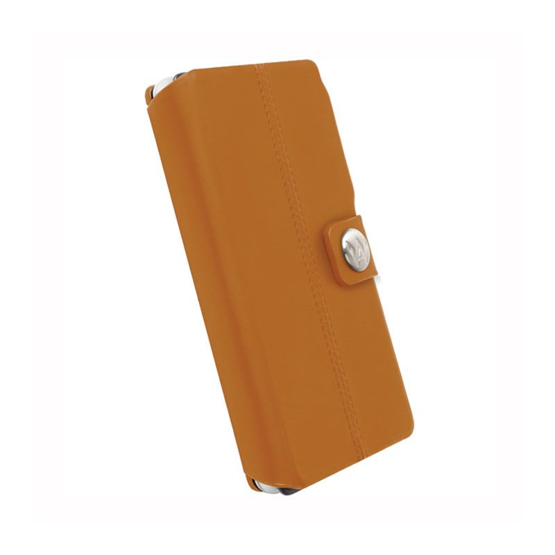 Walk on Water Drop Off Wallet Orange Casing for Sony Xperia Z3 Compact