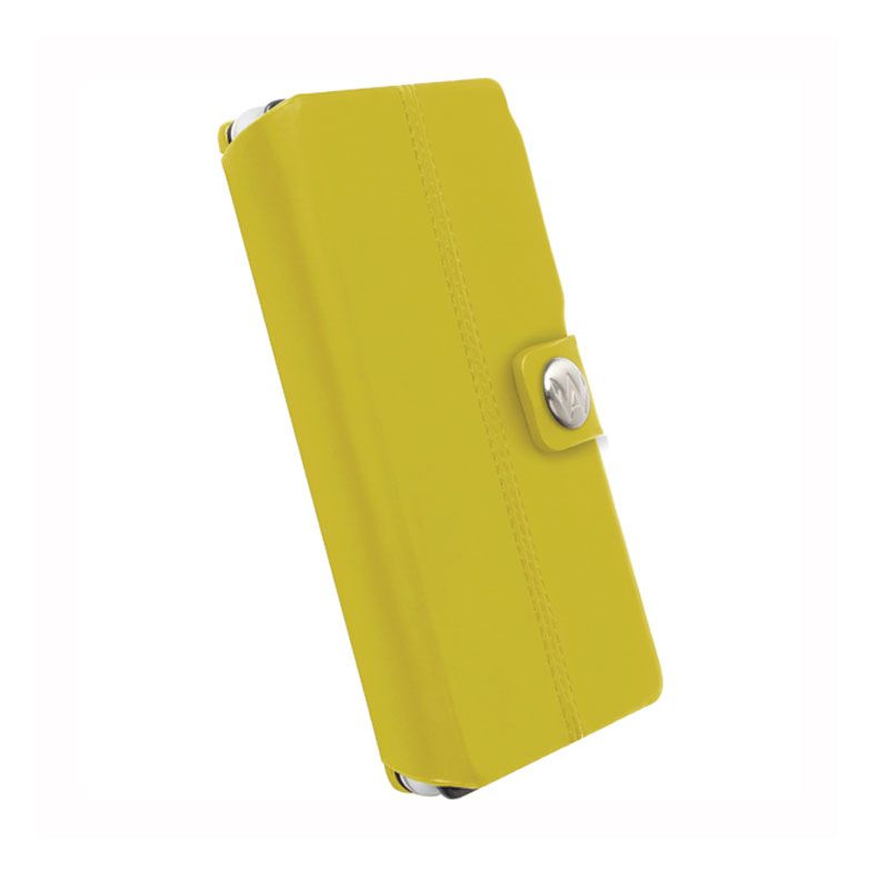 Walk on Water Drop Off Wallet Yellow Casing for Sony Xperia Z3