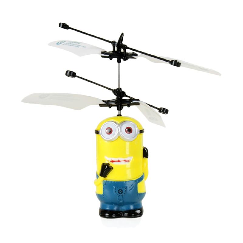 Flying Minion Mainan Anak Terbang Karakter