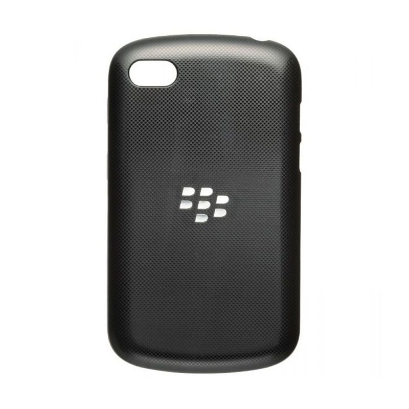 BlackBerry Hard Shell Original Hitam Casing for BlackBerry Q10