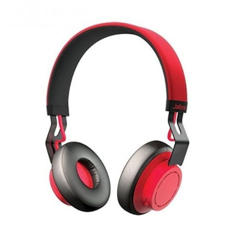 Jabra Move Wireless Merah Headphone