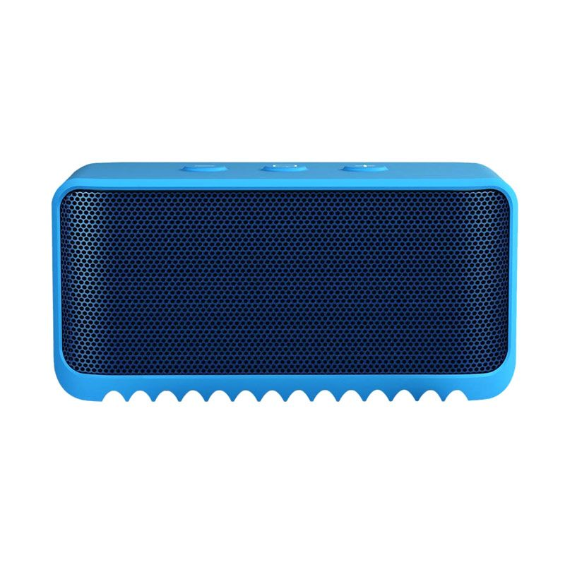 Jabra Solemate Mini Biru Bluetooth Speaker