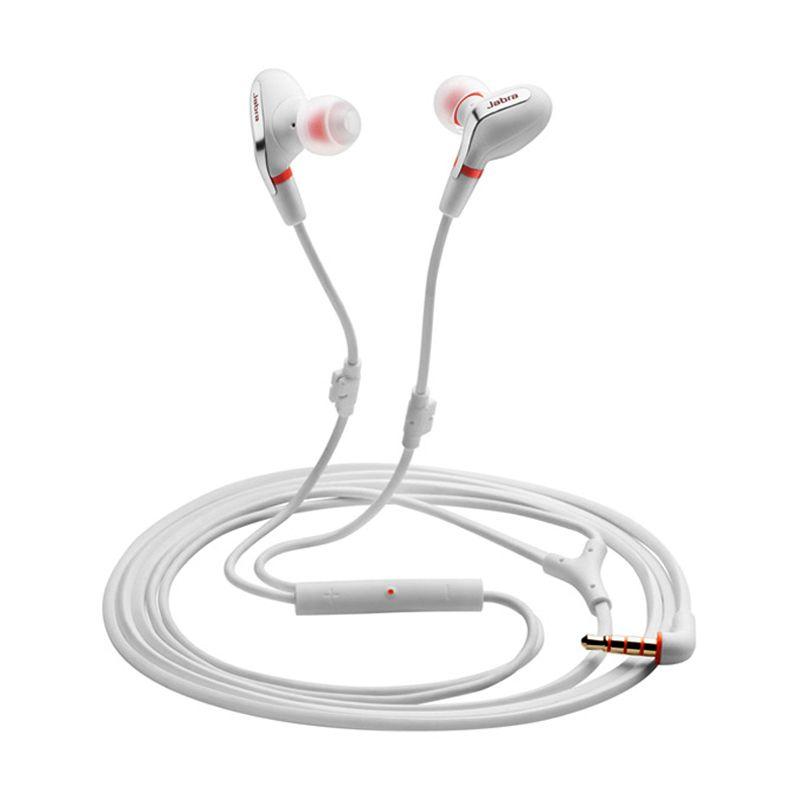 Jabra Vox Massive White Headset
