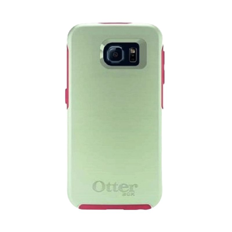 Otterbox Symmetry Series Hijau Casing for Galaxy S6