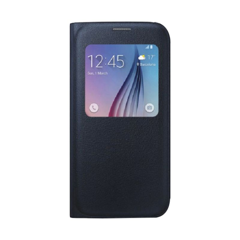 Samsung S View Cover Grey Casing for Samsung Galaxy S6