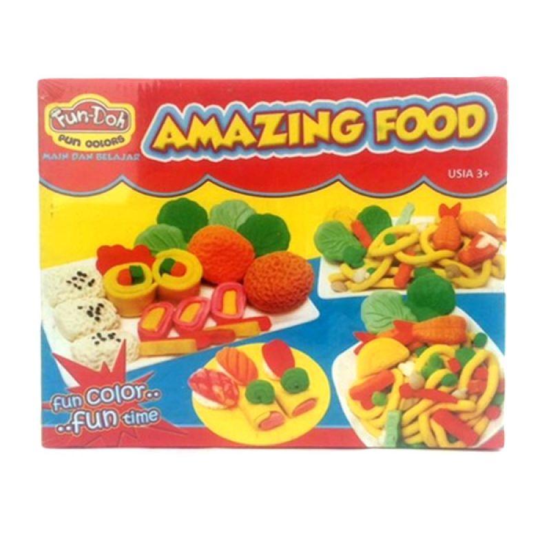Fundoh Amazing Food Mainan Anak