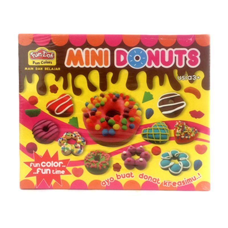 Fundoh Mini Donuts Mainan Anak