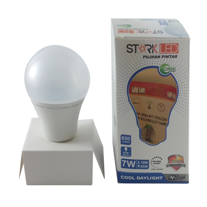 Stark Omni Series Cool Lampu LED - Putih [7 Watt/Daylight]