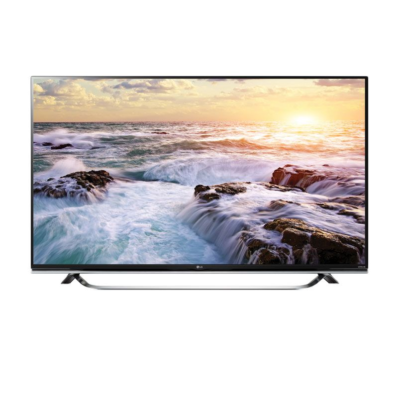 LG Super Ultra 55UF850T Silver LED TV [55 Inch]