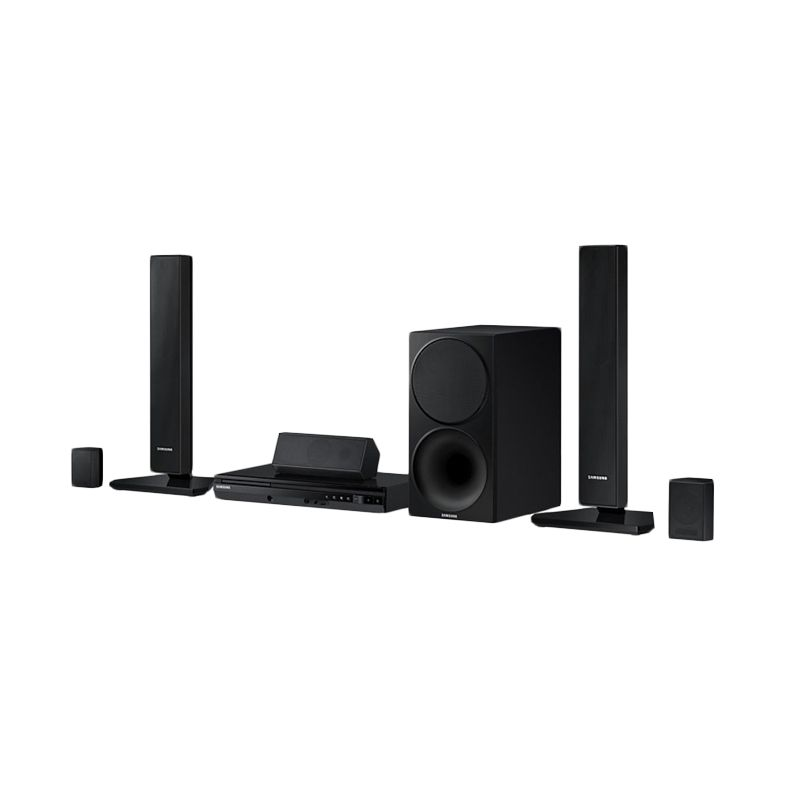 Samsung HT-F453HRK Hitam Home Theater [5.1 Channel]