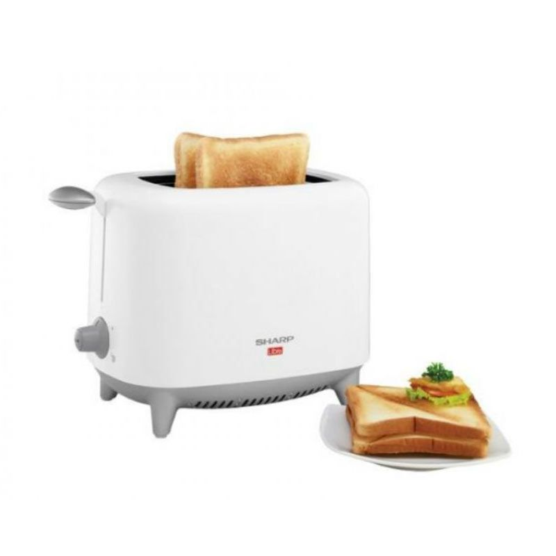 Sharp Libre Pop Up Toaster KZ-90L-W Putih