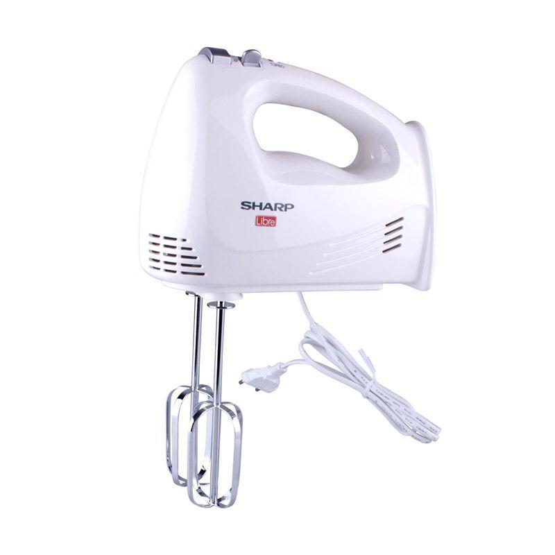 Sharp Libre Standing Mixer - EMS-51L(W) - Putih