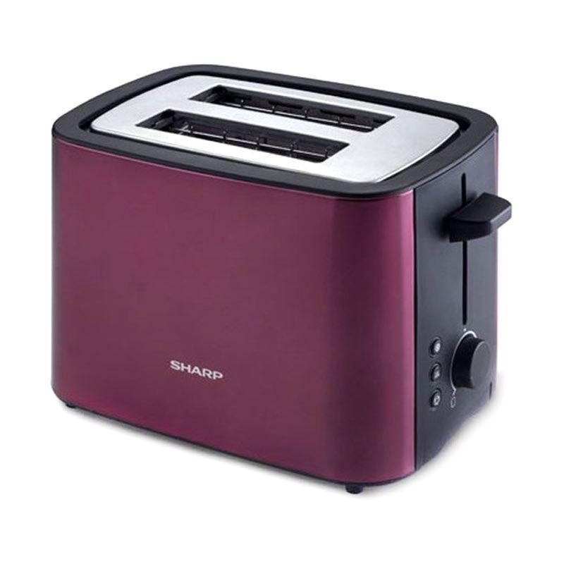 Sharp Pop Up Toaster KZ-200LP-K Ungu