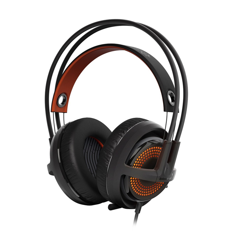 SteelSeries Siberia 350 Headset - Black