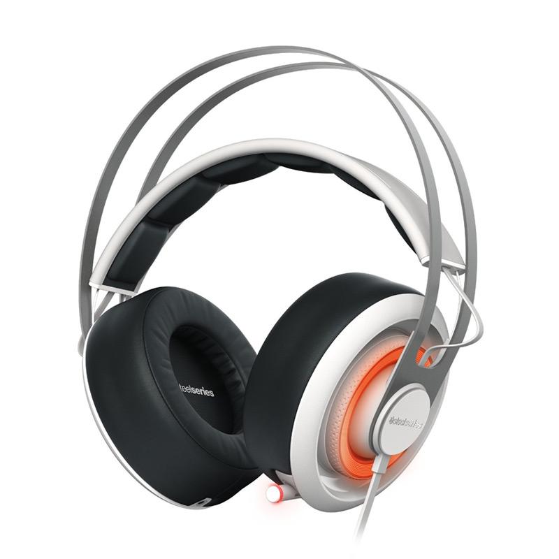 SteelSeries Siberia 650 Headset - White