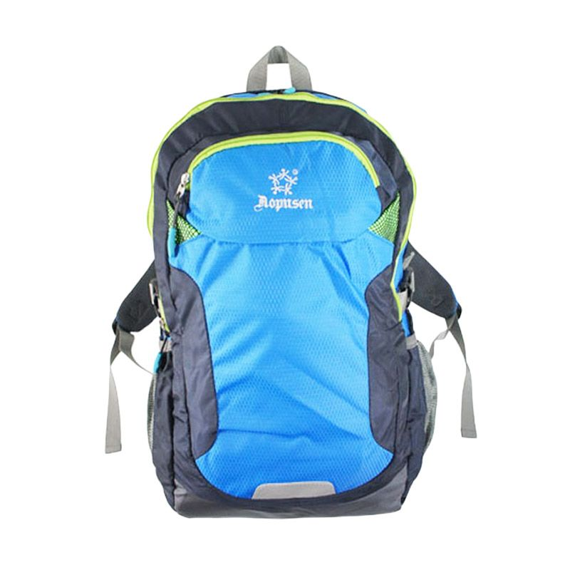 Aopusen Backpack AA-11137 Blue Tas Ransel